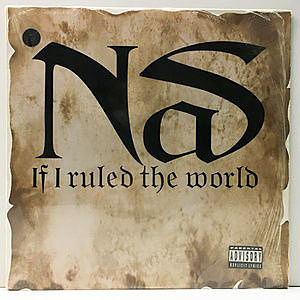 レコード画像:NAS / If I Ruled The World
