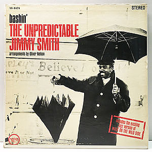 レコード画像:JIMMY SMITH / Bashin' - The Unpredictable