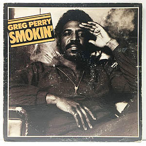 レコード画像:GREG PERRY / Smokin'