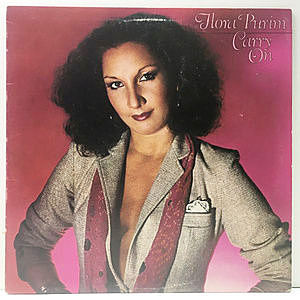 レコード画像:FLORA PURIM / Carry On