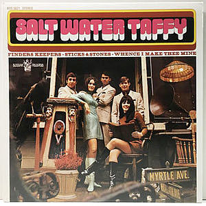 レコード画像:SALT WATER TAFFY / Finders Keepers