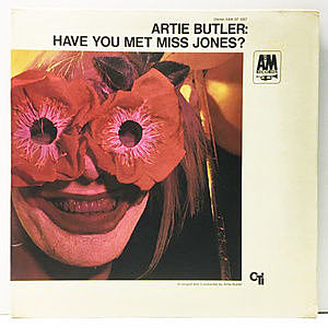 レコード画像:ARTIE BUTLER / Have You Met Miss Jones?