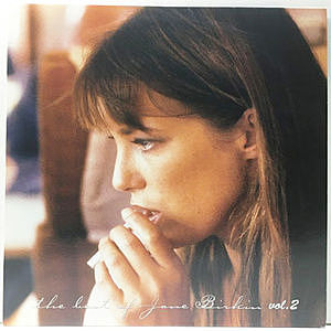 レコード画像:JANE BIRKIN / The Best Of Vol.2