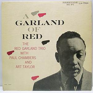 レコード画像:RED GARLAND / A Garland Of Red