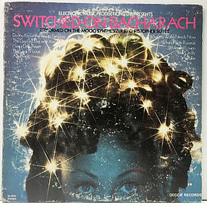レコード画像:CHRISTOPHER SCOTT / Switched On Bacharach