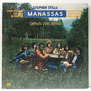レコード画像:STEPHEN STILLS / MANASSAS / Down The Road