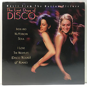 レコード画像:VARIOUS / The Last Days Of Disco