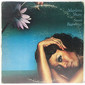 レコード画像:MARLENA SHAW / Sweet Beginnings