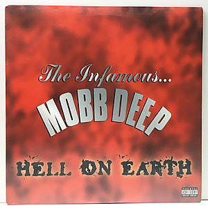 レコード画像:MOBB DEEP / Hell On Earth