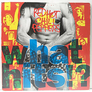 レコード画像:RED HOT CHILI PEPPERS / What Hits!?