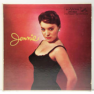 レコード画像:JENNIE SMITH / Jennie