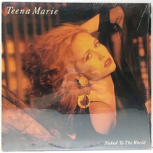レコード画像:TEENA MARIE / Naked To The World