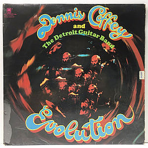 レコード画像:DENNIS COFFEY / Evolution