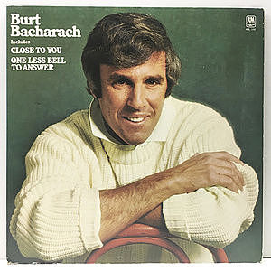 レコード画像:BURT BACHARACH / Same