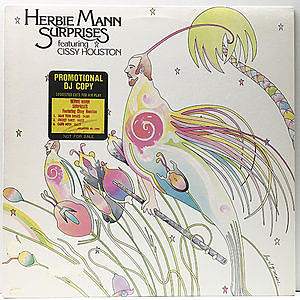 レコード画像:HERBIE MANN / CISSY HOUSTON / Surprises