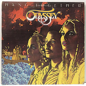 レコード画像:ODYSSEY / Hang Together