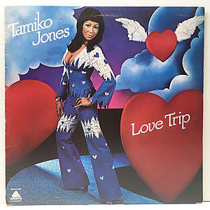 レコード画像:TAMIKO JONES / Love Trip