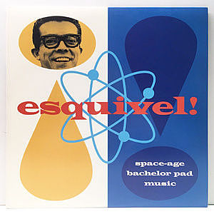 レコード画像:ESQUIVEL / Space-Age Bachelor Pad Music
