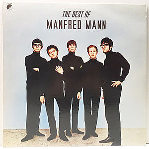 レコード画像:MANFRED MANN / The Best Of Manfred Mann