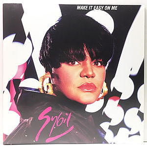 レコード画像:SYBIL / Make It Easy On Me