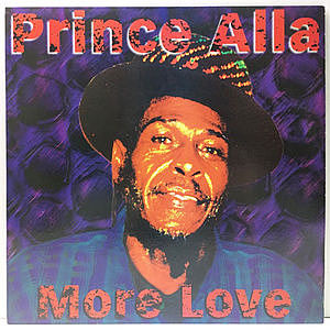 レコード画像:PRINCE ALLA / More Love