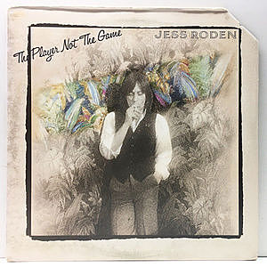 レコード画像:JESS RODEN / The Player Not The Game