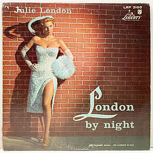 レコード画像:JULIE LONDON / London By Night