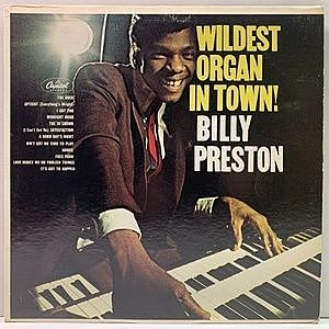 レコード画像:BILLY PRESTON / Wildest Organ In Town!