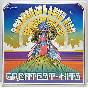 レコード画像:COUNTRY JOE & THE FISH / Greatest Hits