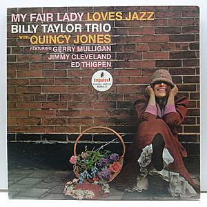 レコード画像:BILLY TAYLOR / My Fair Lady Loves Jazz