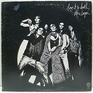 レコード画像:ALICE COOPER / Love It To Death