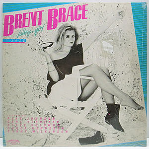 レコード画像:BRENT BRACE / Valley Girl Jazz