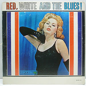 レコード画像:BUCKY CRAWFORD / Red, White And The Blues