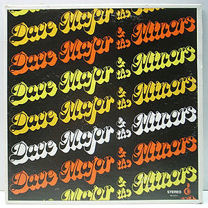 レコード画像:DAVE MAJOR & THE MINORS / Second Album