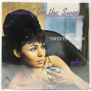 レコード画像:HARRY EDISON / Sweets For The Sweet