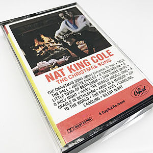 レコード画像:NAT KING COLE / The Christmas Song