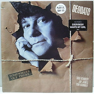 レコード画像:DEODATO / Somewhere Out There