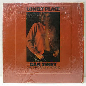 レコード画像:DAN TERRY / Lonely Place