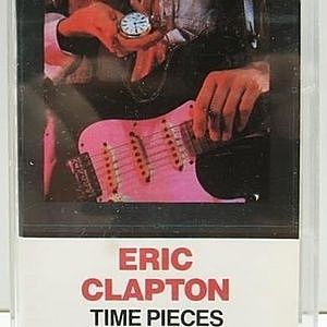 レコード画像:ERIC CLAPTON / Time Pieces - The Best Of Eric Clapton