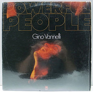 レコード画像:GINO VANNELLI / Powerful People