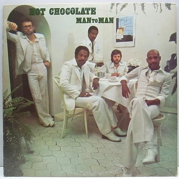 レコードメイン画像:'76 Orig. HOT CHOCOLATE Man To Man / PSYCH DISCO CLASSICS!!