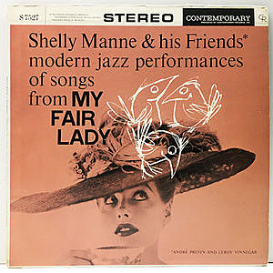 レコード画像:SHELLY MANNE / My Fair Lady