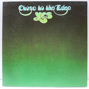 レコード画像:YES / Close To The Edge