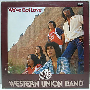 レコード画像:WESTERN UNION BAND / We've Got Love
