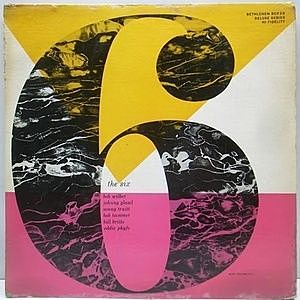 レコード画像:SIX / BOB WILBER / The Six