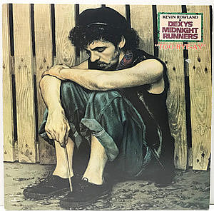 レコード画像:DEXYS MIDNIGHT RUNNERS / Too-Rye-Ay