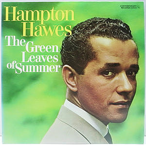 レコード画像:HAMPTON HAWES / The Green Leaves Of Summer