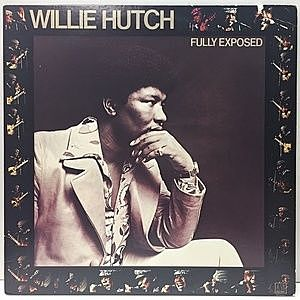 レコード画像:WILLIE HUTCH / Fully Exposed