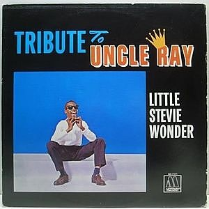 レコード画像:STEVIE WONDER / Tribute To Uncle Ray