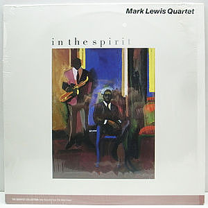 レコード画像:MARK LEWIS / In The Spirit